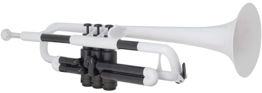 View larger image of pInstruments 2.0 Plastic Trumpet - White