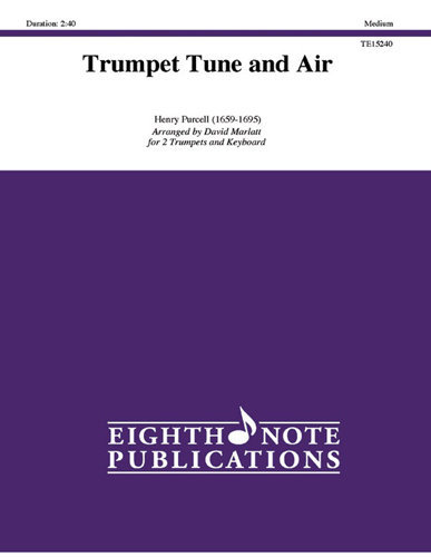 View larger image of Trumpet Tune and Air - (Trumpet Duet)