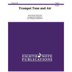 Trumpet Tune and Air - (Trumpet Duet)