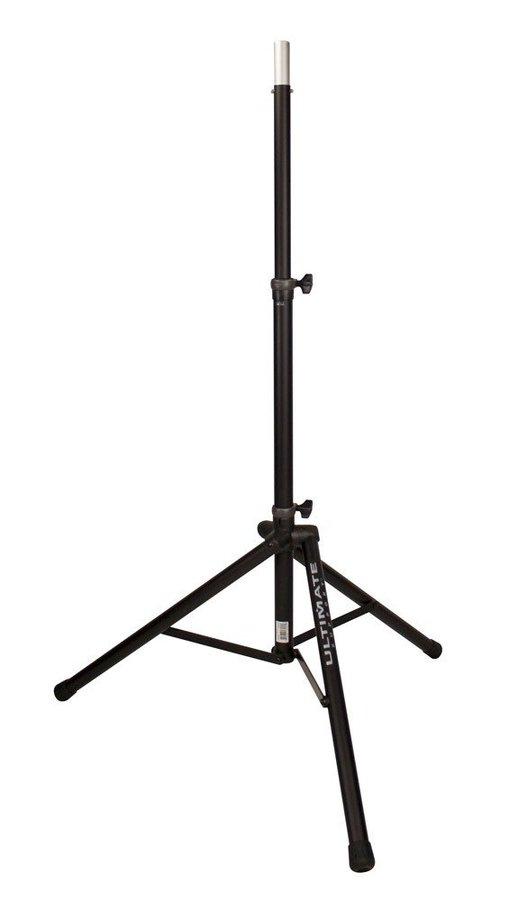 View larger image of TS-80B Tripod Speaker Stand with Speaker Adapter - Black