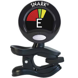 Snark Clip-On Guitar/Bass/Violin Tuner - Black
