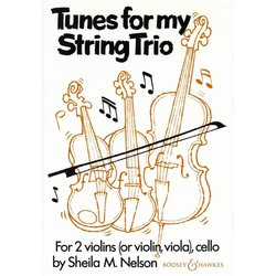 Tunes for My String Trio