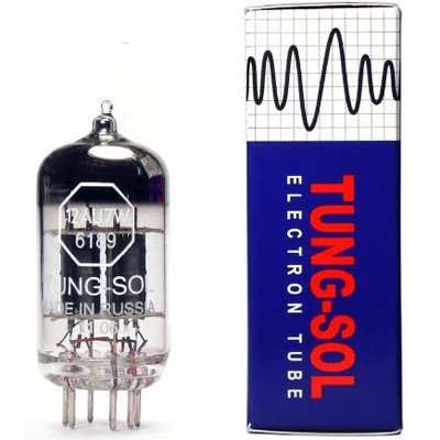 View larger image of Tung-Sol 12AU7 Preamp Vacuum Tube