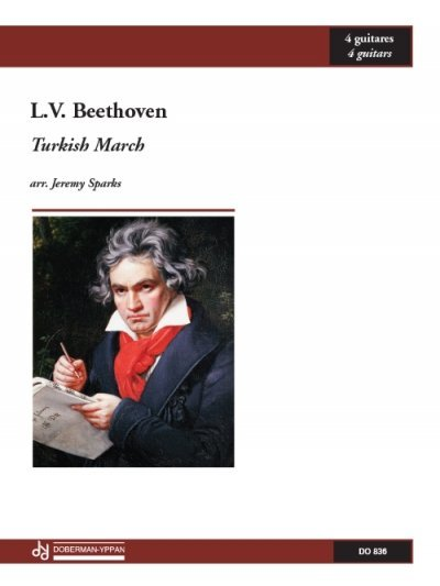 View larger image of Turkish March (Beethoven) - Guitar Quartet