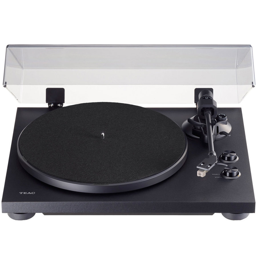 View larger image of Teac TN-280BT-A3/B Bluetooth Turntable - Black