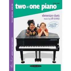 Two at One Piano - Book 1 (1P4H)
