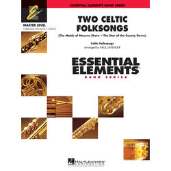 Two Celtic Folksongs - Score & Parts, Grade 1.5