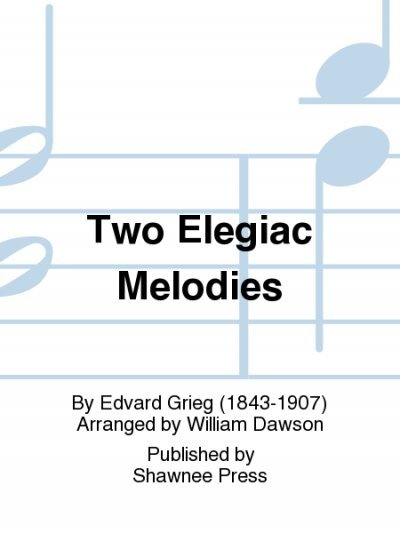 View larger image of Two Elegiac Melodies for Woodwind Choir