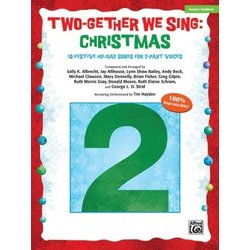 Two-Gether We Sing: Christmas - Enhanced CD