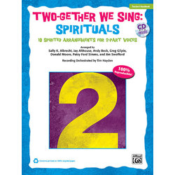 Two-Gether We Sing Spirituals - Teacher Handbook & CD