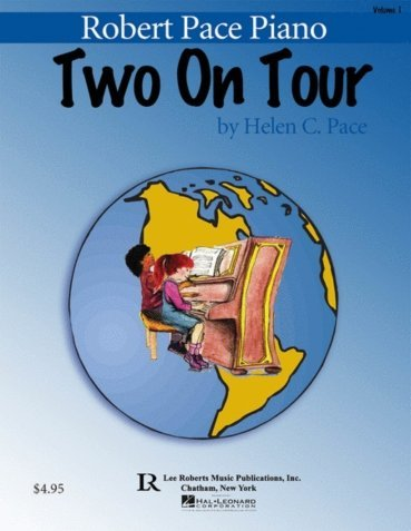 View larger image of Two On Tour Book 1 (Easy Piano Duets - 1P4H)