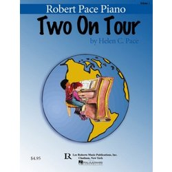 Two On Tour Book 1 (Easy Piano Duets - 1P4H)
