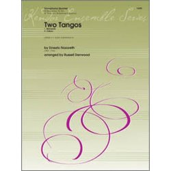 Two Tangos (Saxophone Quartet)