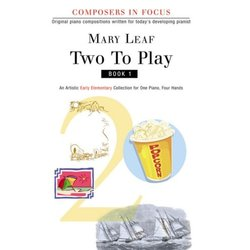 Two To Play Book 1 - Piano Duet (1P4H)