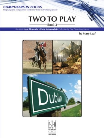 View larger image of Two To Play - Book 3 Piano Duet (1P4H)