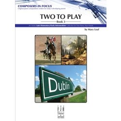 Two To Play - Book 3 Piano Duet (1P4H)