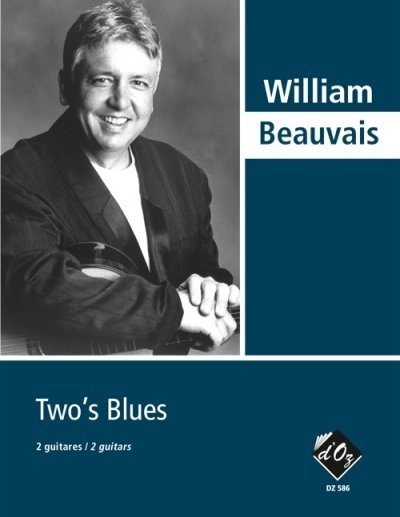 View larger image of Two's Blues (Beauvais) - Guitar Duet