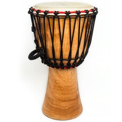 Tycoon African Djembe Hand Drum - 10