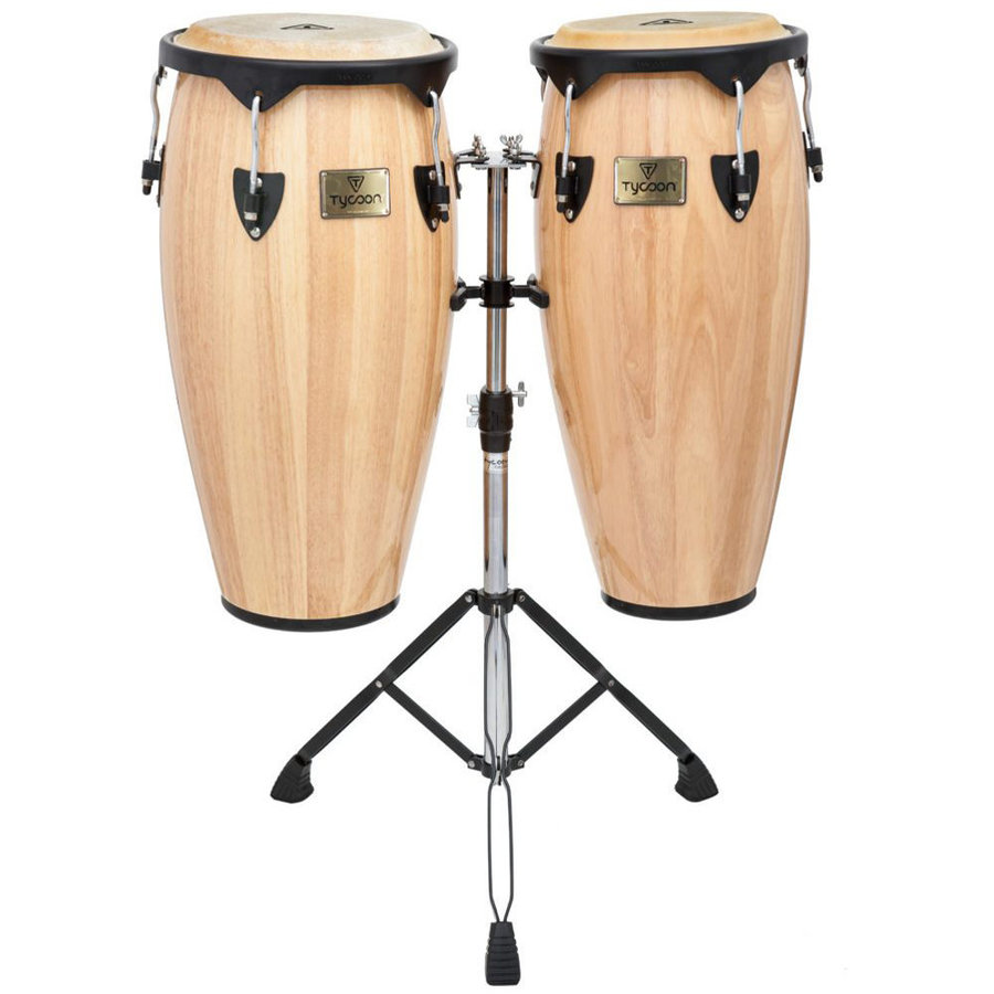 View larger image of Tycoon Supremo Series Congas - 10 / 11, Natural