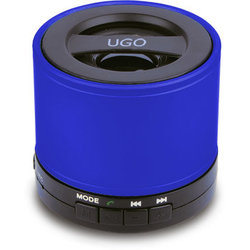UGO Bluetooth Wireless Mini Speaker - Blue