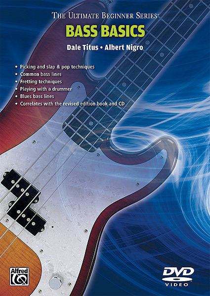 View larger image of Ultimate Beginner Series: Bass Basics