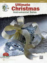 View larger image of Ultimate Christmas Instrumental Solos - Violin (Book & CD)