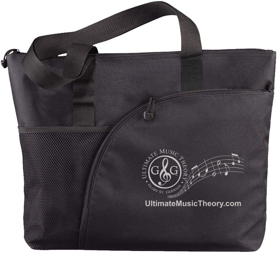 View larger image of Ultimate Music Theory Tote Bag