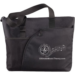 Ultimate Music Theory Tote Bag