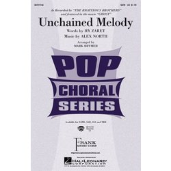 Unchained Melody (The Righteous Brothers), SATB Parts