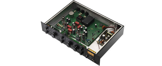 View larger image of Universal Audio LA-610 MkII Classic Tube Recording Channel