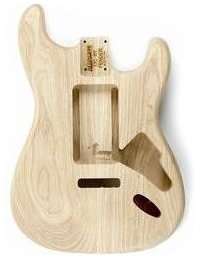 View larger image of Universal Route Ash Replacement Body for Stratocaster
