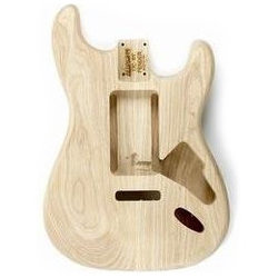 Universal Route Ash Replacement Body for Stratocaster