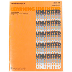 Unlimited Untuned Percussion