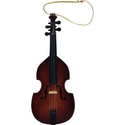 View larger image of Upright Bass Ornament