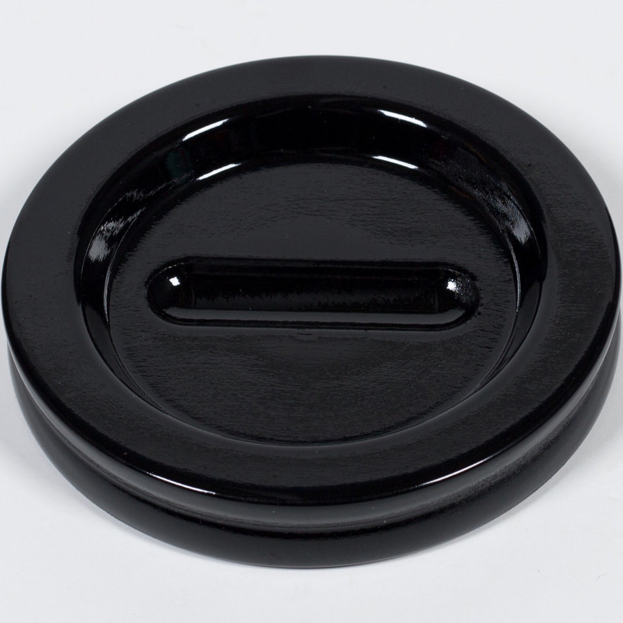 View larger image of Upright / Grand Piano Caster Cup - Ebony