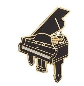 View larger image of Upright Piano Pin - Black