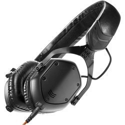 V-Moda XS On-Ear Headphons - Matte Black Metal