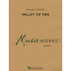 Valley of Fire - Score & Parts, Grade 2