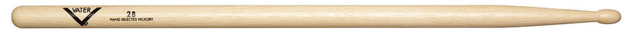 View larger image of Vater 2B Hickory Drum Sticks - Wood Tip