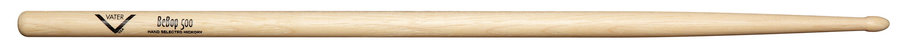 View larger image of Vater BeBop 500 American Hickory Drum Sticks - Small Tip
