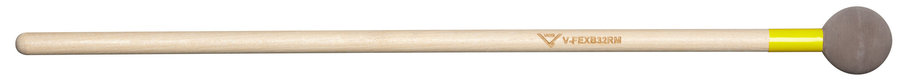 View larger image of Vater Front Ensemble Xylophone & Bell Mallet - Medium, Rubber Head