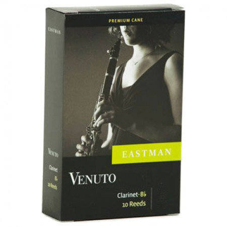 View larger image of Venuto Bb Clarinet Reeds - #2, 10 Box