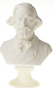 View larger image of Verdi Bust - Small, 4-1/2