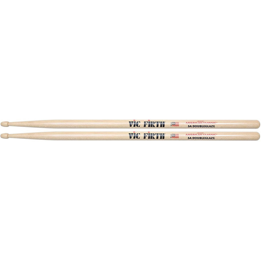 View larger image of Vic Firth American Classic 5A DoubleGlaze Drumsticks
