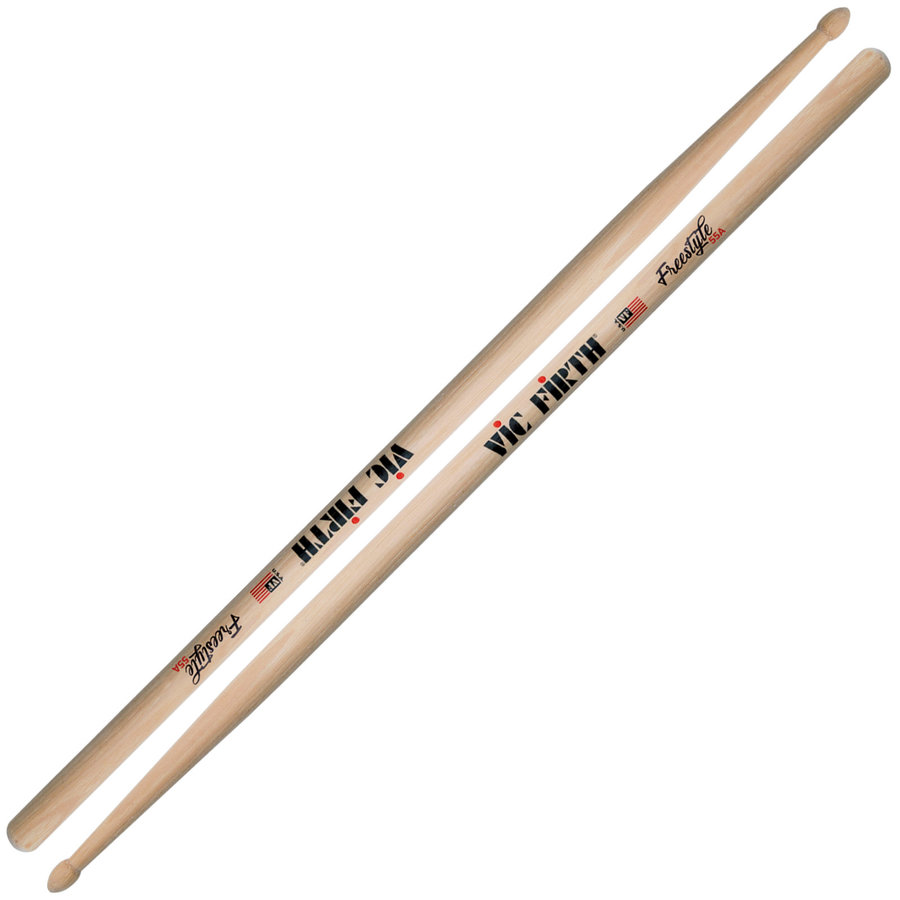 View larger image of Vic Firth American Concept Freestyle Series Drum Sticks - 55A, Pair