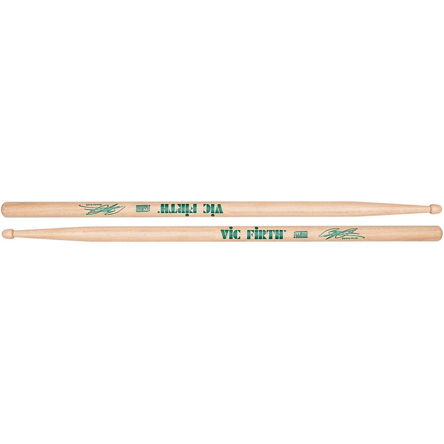 View larger image of Vic Firth Benny Greb Signature Drumsticks