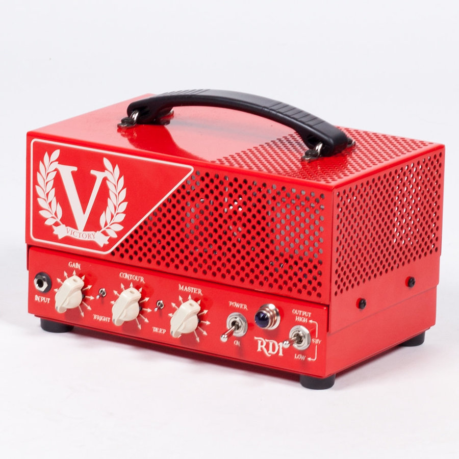 View larger image of Victory Amps RD1 Rob Chapman Signature Head