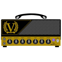 Victory Amps The Sheriff 22 All Valve Guitar Head