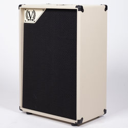 Victory Amps V212VC Extension Speaker Cabinet - Cream