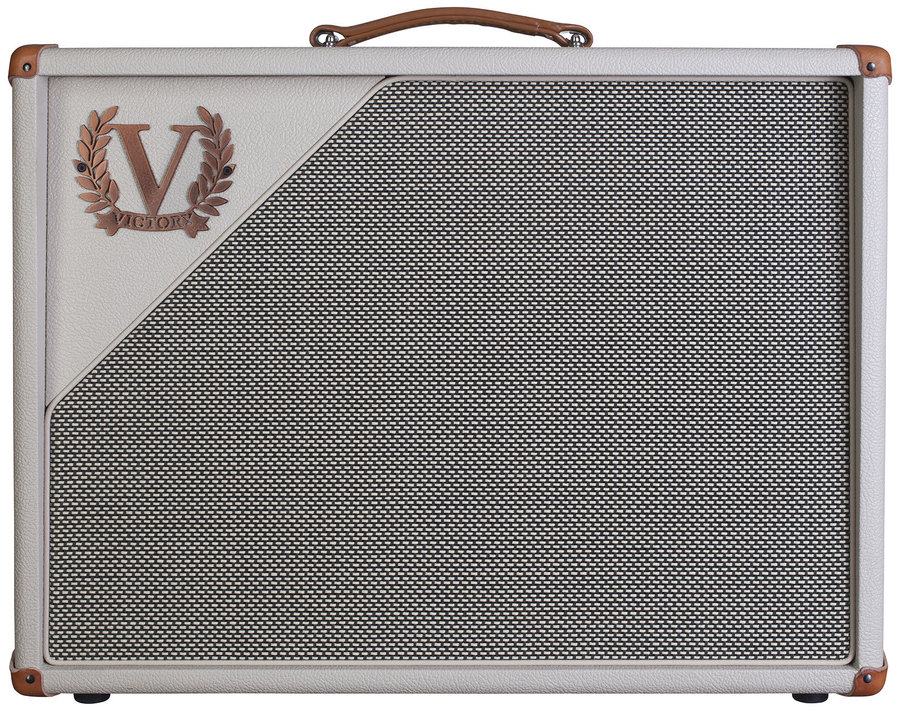 View larger image of Victory V40 Deluxe Guitar Combo Amp - Cream